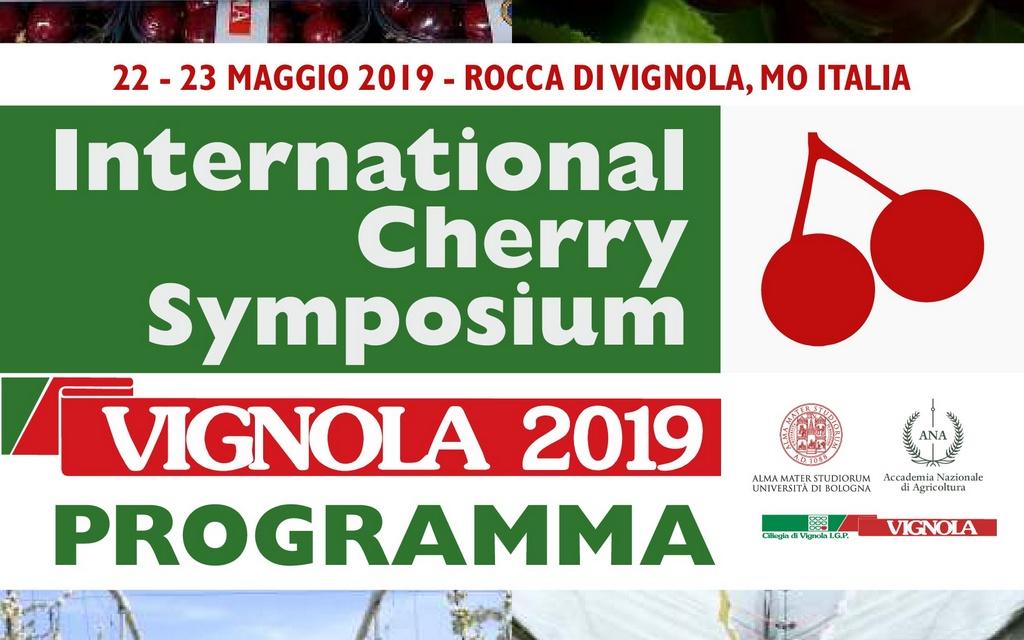 INTERNATIONAL CHERRY SYMPOSIUM: L'IMPEGNO DI SALVI VIVAI